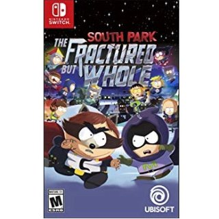South Park: The Fractured but Whole - Nintendo Switch Standard Edition by Ubisoft