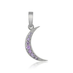 ICONS Double Sided Moon Bracelet Charm