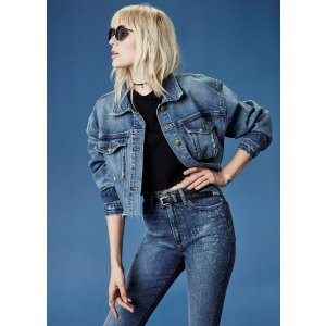 Joe's JeansTAYLOR HILL X JOE'S | DOLMAN CROP JACKET