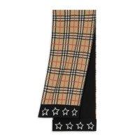 Burberry 格子羊毛围巾