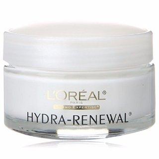 $4L'Oréal Paris Hydra-Renewal Continuous Moisture Cream, 1.7 fl. oz.