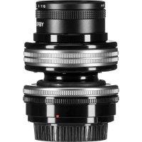 Lensbaby Composer Pro II移轴底座 + Sweet 80 Optic镜头套装 SONY E