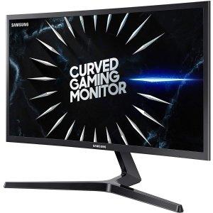 """SAMSUNG 24"""" CRG5 144Hz FreeSync 1800R Curved Monitor"""