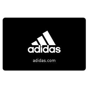 $50Adidas.com $50 + $10 Gift Card