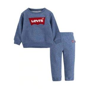 Levi's 男童卫衣2件套