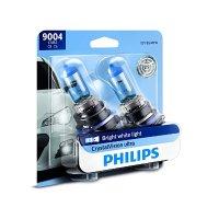 Philips 9004 CrystalVision Ultra 升级灯泡 2只装