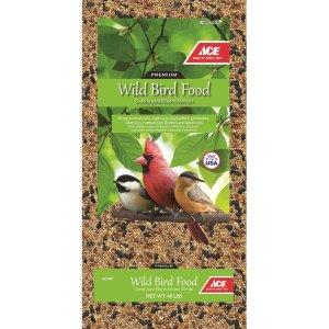 $9.99Ace Assorted Species Wild Bird Food Millet and Milo 40 lb