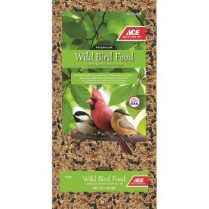 $9.99Ace Assorted Species Wild Bird Food Millet and Milo 40 lb
