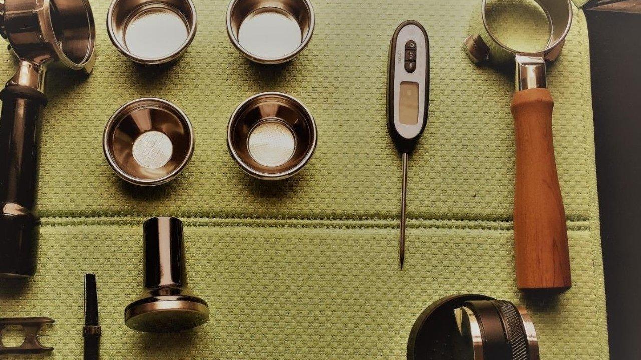 Breville 878 ——咖啡机周边配件