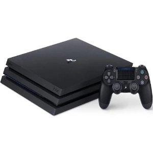 SonyPlayStation 4 Pro - 1 TB - Jet Black