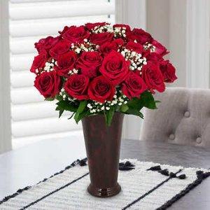 32支玫瑰$49.99包邮+ 可选2月14日送达Costco 情人节鲜花速递开始预订
