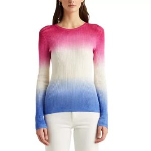 $9起 French Connection毛衣$29Belk 毛衣专场 DKNY针织衫$15, 封面款$37, CK Logo毛衣$20