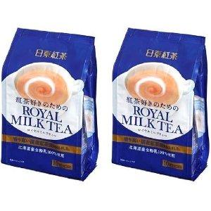 Nitto Kocha 日东红茶牌 皇家奶茶 140g 两包