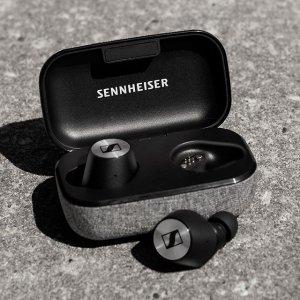 大馒头2代5.2折, $43.95收运动耳机Sennheiser 森海塞尔耳机优惠专场 入耳、头戴式均有好价