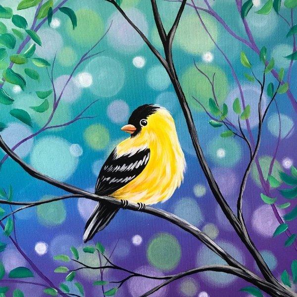 春天的金翅雀 适合13岁以上