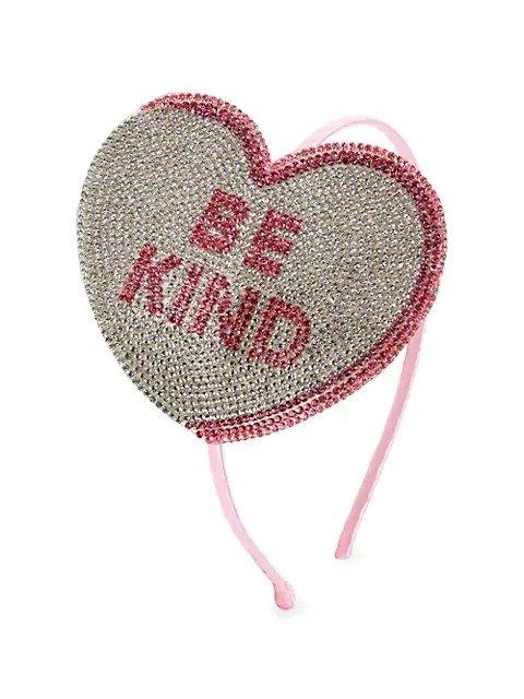 Be Kind Headband 发卡