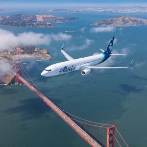 单程$49起 直飞往返$98起阿拉斯加航空美国境内及国际航线大促