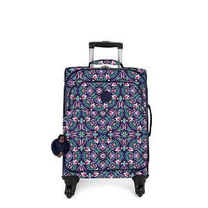 ParkerSmall Printed Wheeled Carry-On Luggage