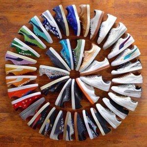 低至5折 €63收年度最红小白鞋CaliPuma官网 热促持续 反季收Cali、国潮之光TYAKASHA