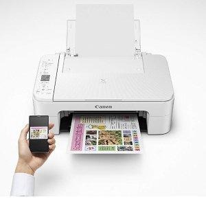 $34.99(原价$99.99)Canon PIXMA TS3120 无线多功能一体打印机