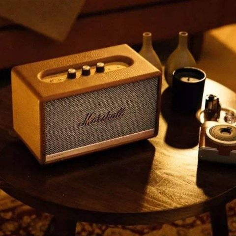 7.5折起Marshall 蓝牙音箱低至$272、高颜值头戴式耳机$108起