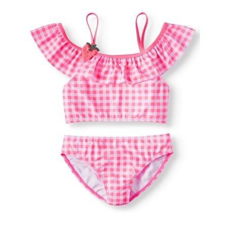 女童泳衣套装
