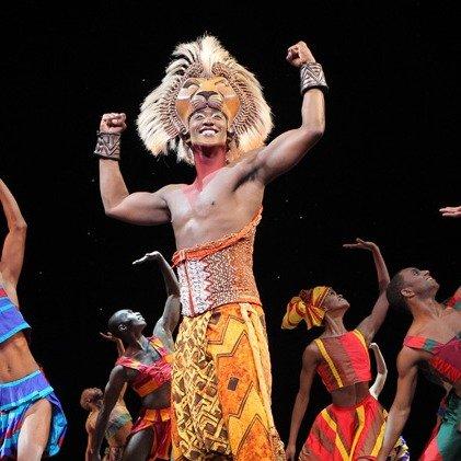 狮子王秀票 The Lion King