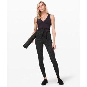LululemonAlign Super-High 女款legging