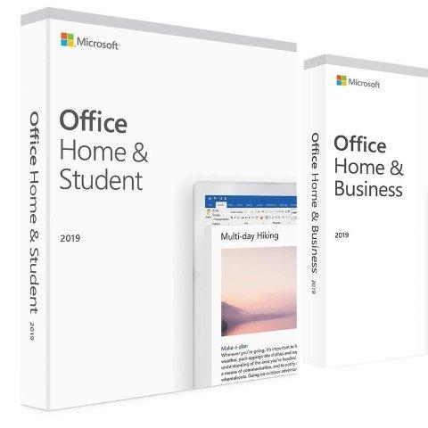 1.4折起 学生版 仅€19.9Microsoft Office 2019 软件包 学习版办公版专业版都有 速度入
