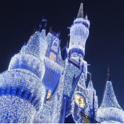 奥兰多迪士尼乐园 米奇欢乐圣诞主题活动门票