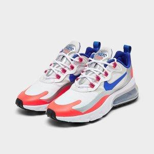 NikeWomen's Nike Air Max 270 React Casual Shoes