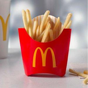 $1特大汉堡 优惠抢先看11狂欢月:McDonal's 麦当劳30天折扣不重样