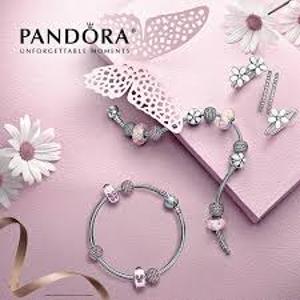 买3免1=最多变相6.7折即将截止:Pandora 戒指专区 王冠、许愿骨、小雏菊都有 叠戴更好看