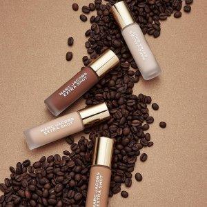 7折 + 免邮Marc Jacobs 精选彩妆热卖 收咖啡因粉底 综合修容盘
