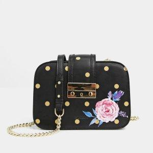 Belle & BloomBelle Fleur 印花斜挎包