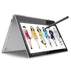 $1299.99 带雷电接口+指纹识别Yoga 730 4K触屏本 (i7-8550U, 16GB, 1050, 1TB SSD)