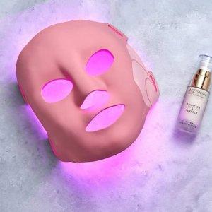 """独家7.5折 + 送$277精华上新:MZ Skin LED """"战痘""""面膜仪2.0 红蓝光消炎杀菌"""