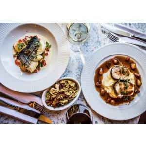 英国80家店热情待命Côte Brasserie浪漫法式餐厅 你想跳哪一城顺利舔包吃鸡