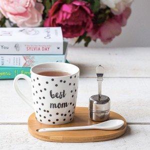 封面款$9 (原价$25)+限时免邮最后一天:Indigo 精选茶具套装 抄底价特卖 3.6折起