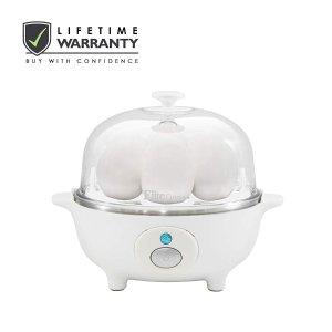 $9.94史低价:Elite Cuisine 电动煮蛋器