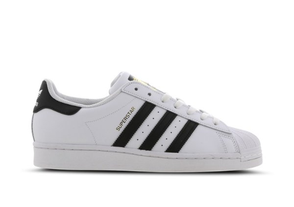 adidas Superstar 小白鞋