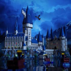$399.99 + Free Gift + 2X PointsHarry Potter Hogwarts™ Castle 71043 @ LEGO
