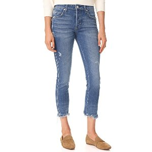 AMO Babe Piping Jeans | SHOPBOP