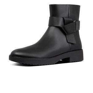 FitFlop蝴蝶结短靴