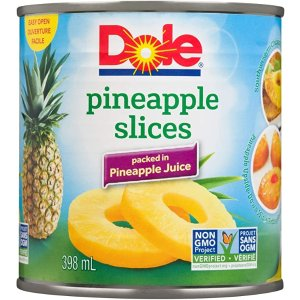 Dole都乐菠萝圈罐头