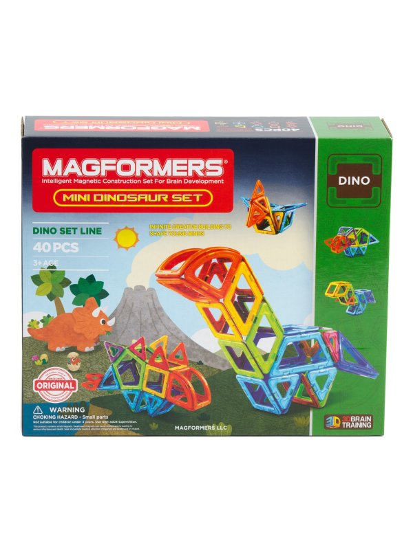 40片磁力片玩具套装