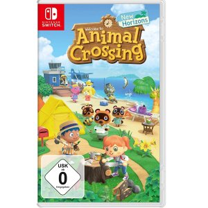 现货 现价€54.99包邮Nintendo Switch 《集合啦!动物森友会》 Animal Crossing: New Horizons
