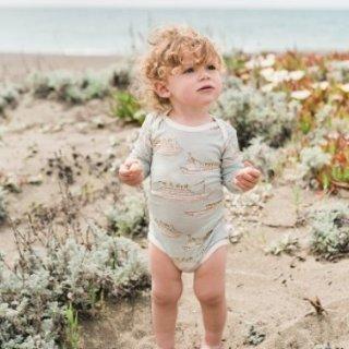 9折+无税Milkbarn 婴幼童有机棉服饰、用品促销 自然小清新