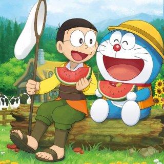 日文版将于6月13日上线【5/23】《哆啦A梦:牧场物语》免费试玩已上线日服商店
