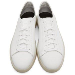 接连7天潮品上架 手慢无Day 6:Essentials 小白鞋上新 尺码暂全